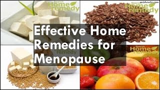 Home Reme Menopause