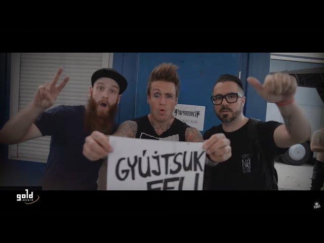 FISH Gyújtsuk fel Official Music