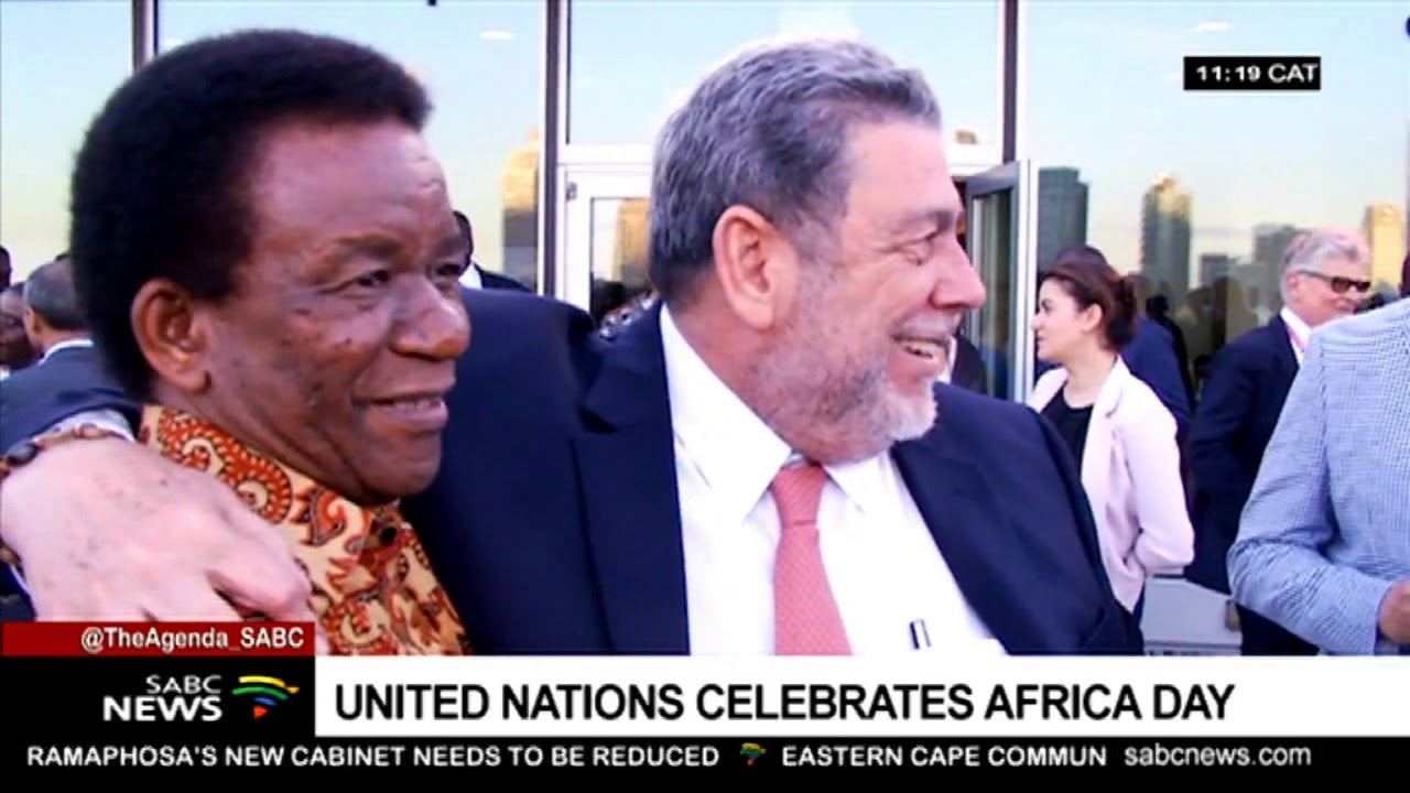 AU Mission to the UN observes Africa Day