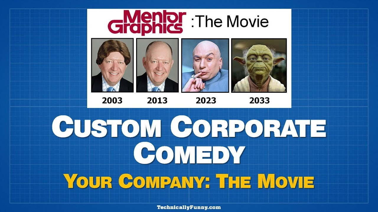 Custom Corporate Comedy: