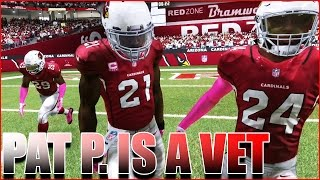 JERSEY # BACKLASH!!! PAT P SHOWS TD HOW ITS DONE! TD MADDEN 17 CAREER MODE