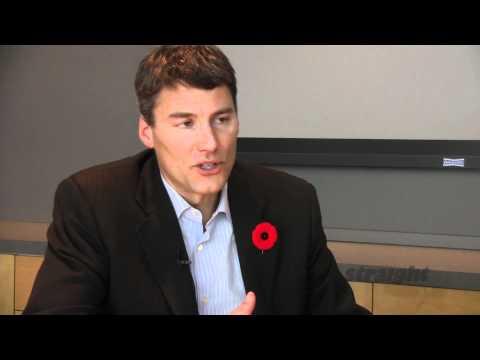 Interview with Mayor Gregor Robertson Part 1