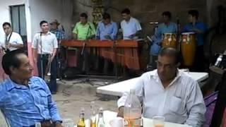 La colocha marimba Maderas que canta tzanytzatoc.