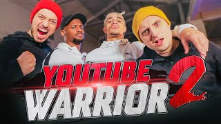 YOUTUBE WARRIOR 2 vs Mister V & Jérémie Dethelot