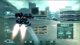 Armored Core V - God vs Irrelephancy (Off) [#ACV]
