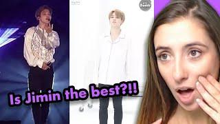 Dancer Reacts to BTS 'WINGS' Short Film Special LIE (Jimin solo dance) + SERENDIPITY Jimin LIVE