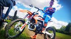 Une journée motocross dangereuse pour moi (ktm 250 sx 2019)