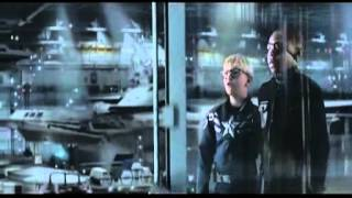 Captain America The Winter Soldier Trailer 2 [ Children ]