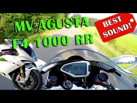 MV Agusta F4 1000 RR Corsa Corta (2013) - Perfect Sound Review