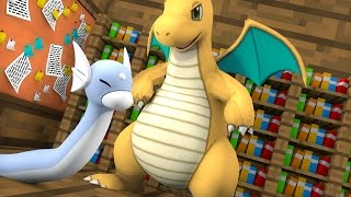 Minecraft: WHO'S YOUR DADDY?! DRAGONITE TRAíDO (Pokemon)