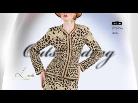 Liorah Knits Suit Collection 2013