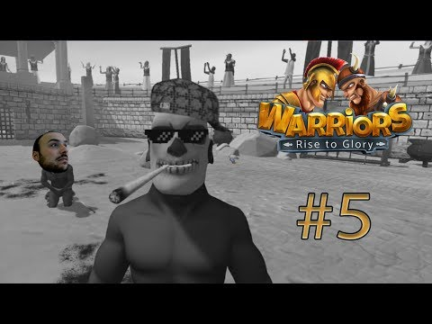 Rakibe Thug Life  - Warriors Rise To Glory # 5