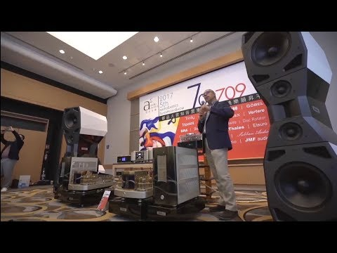 The 5th Audio Exotics Hi End Show 2017