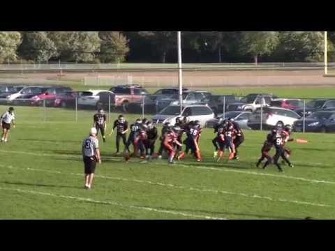 2014 Clarence Bulldogs JV Black At Lockport