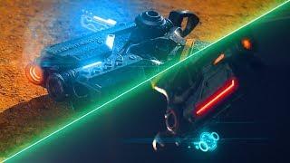 Scifi Pistol VFX  - Creatrix Vault Project