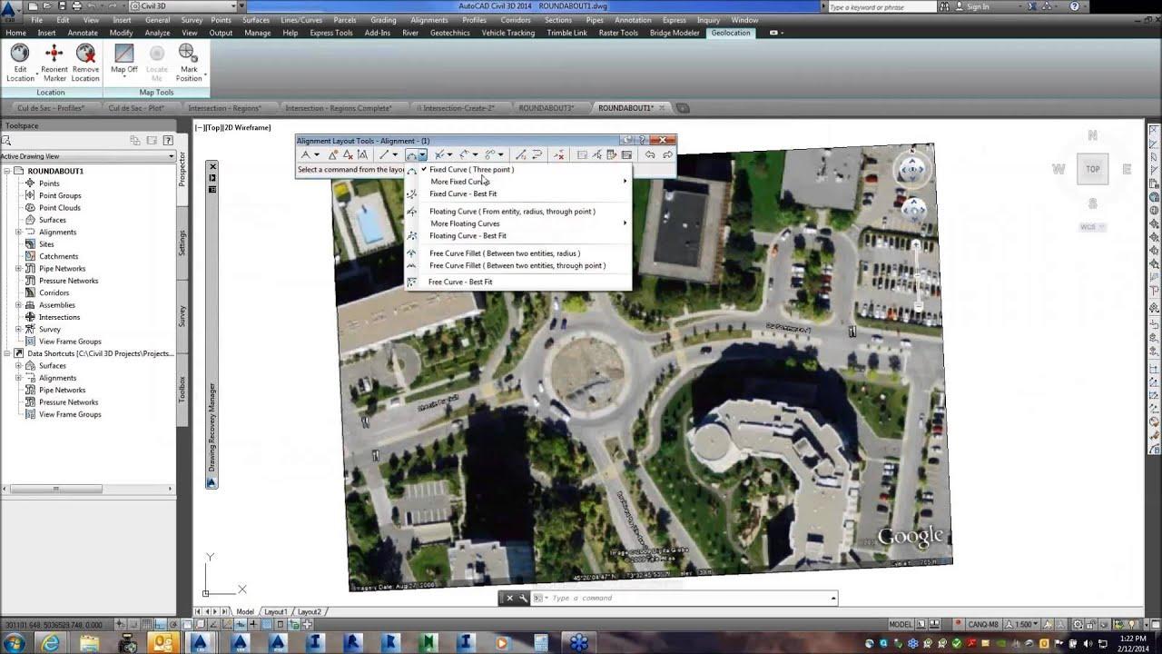 Autocad Civil 3d Webinar - Autocad