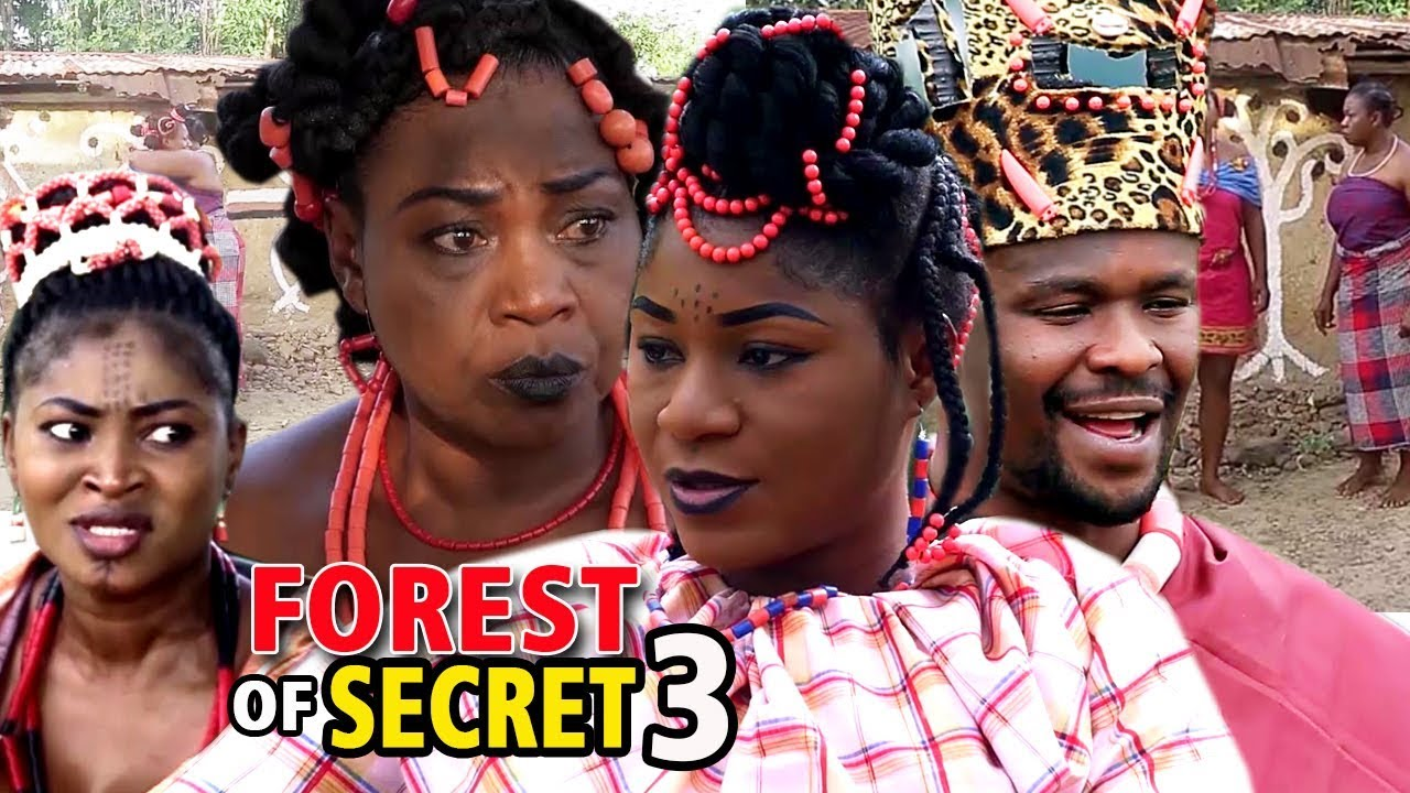 FOREST OF SECRET SEASON 4 - (New Movie) 2019 Latest Nigerian Nollywood Movie Full HD