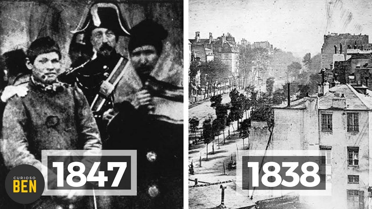 7 de las fotograf as m s antiguas de la historia - Fotos antiguas de macael ...