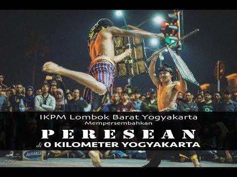 PERESEAN di 0 KILOMETER YOGYAKARTA | JL. MALIOBORO