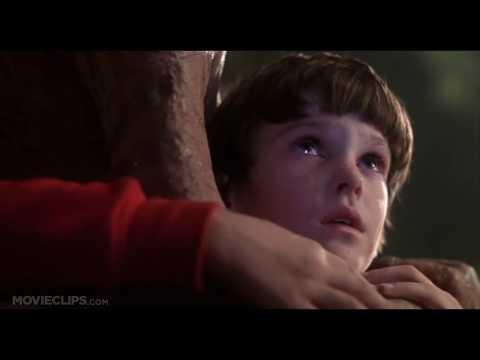 E .T. L'Extra Terrestre | La Scène D'adieu