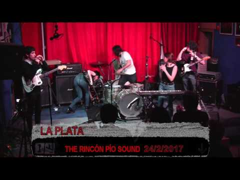 LA PLATA@The Rincón Pío Sound Don Benito 24/2/2017 www.radiorag.net