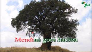 Mendian gora (Lin ton Taun)