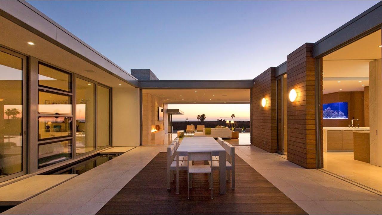 Splendid Modern Contemporary Luxury House in Laguna Beach, CA, USA ...