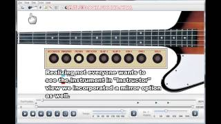 Learn How To Play Bass Guitar Software and Tabs