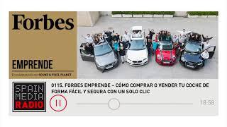 Pablo Fernández - Entrevista Clicars Forbes Emprende