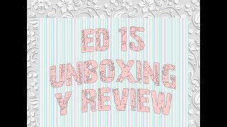 Kz Ed15 unboxing y review ESPAÑOL
