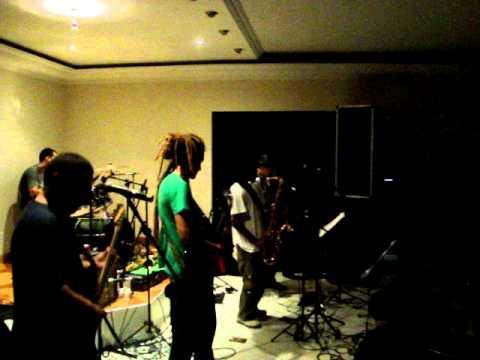 Reggueira - Blessed Feast (banda ragga Jah)