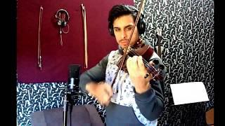 Clean Bandit ft Sean Paul, Anne Marie - Rockabye by Douglas Mendes (Violin Cover)