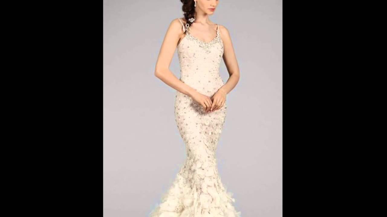 Vestidos de Novia Lazaro - Colección Otoño 2014 - YouTube