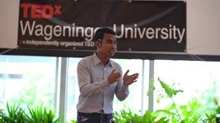 The Anomaly of Water   Randa Hidayat   TEDx Wageningen University