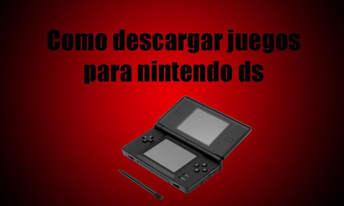 Como Descargar Juegos Para Nintendo Ds Youtube