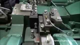Оборудование для производства гвоздей(Гвоздильный автомат для гвоздей длиной до 75мм. Производство: Тайвань. Поставщик: Слисарук, СПД (http://www.slisaruk.com..., 2014-11-30T14:36:16.000Z)