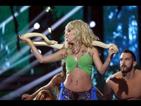 Beatriz Luengo imita a Britney Spears - Tu Cara Me Suena
