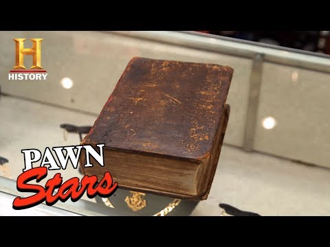 Pawn Stars: 1583 Geneva Bible (Season 15) | History