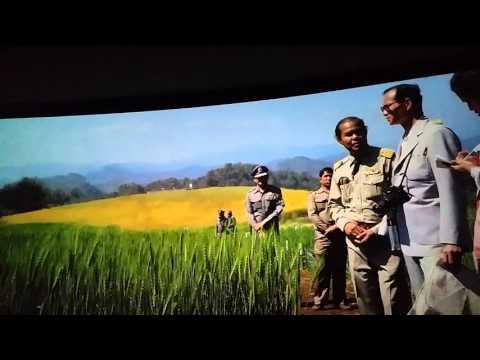 Monarchy anthem in Thai cinemas