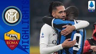 Inter 0-0 Roma | La Lupa frena la capolista a San Siro | Serie A