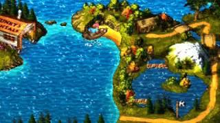 DKC3 Dixie Kong's Double Trouble// Lakeside Limbo #1