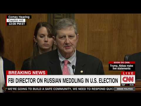 Sen. Kennedy-FBI Director