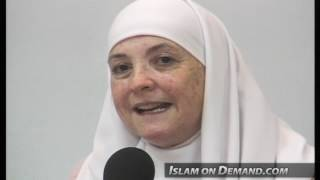 Truly Living Islam Has An Impact - Aminah Assilmi