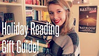 Holiday Reading Gift Guide! Thumbnail