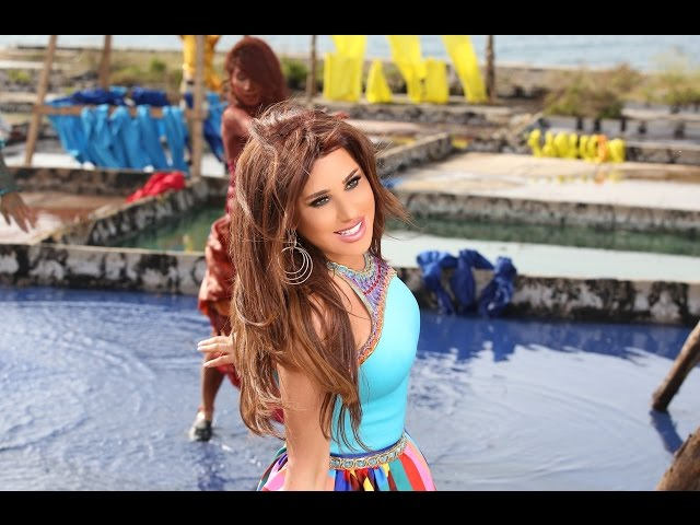 Najwa Karam - Deni Ya Dana [Official Music Video] (2016) /