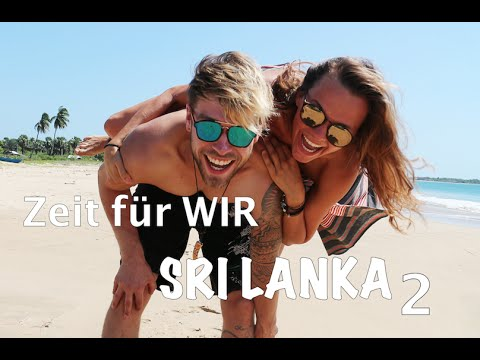 YOU & ME - Backpacking - Sri Lanka - 2 - Jeremy Grube und Yvonne Pferrer - YVE´S WORLD