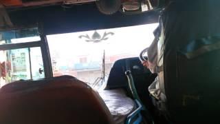Pakistani bus horn punjab bandial mialwali sargodha