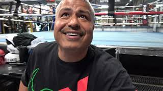 Big G keeping it 100 EsNews Boxing