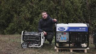 какой генератор выбрать бензиновый, дизельный или газовый, какой лучше