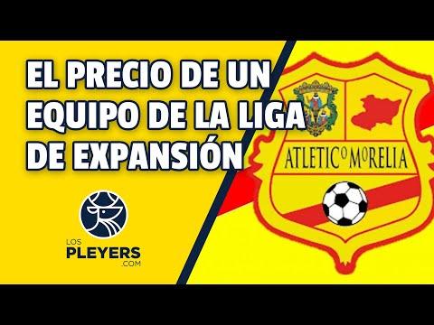¿Cuánto cuesta comprar un equipo de la Liga de Expansión MX? | Todo sobre el Ascenso MX